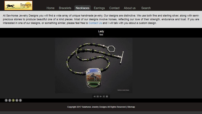 Sawhorse Jewelry Designs