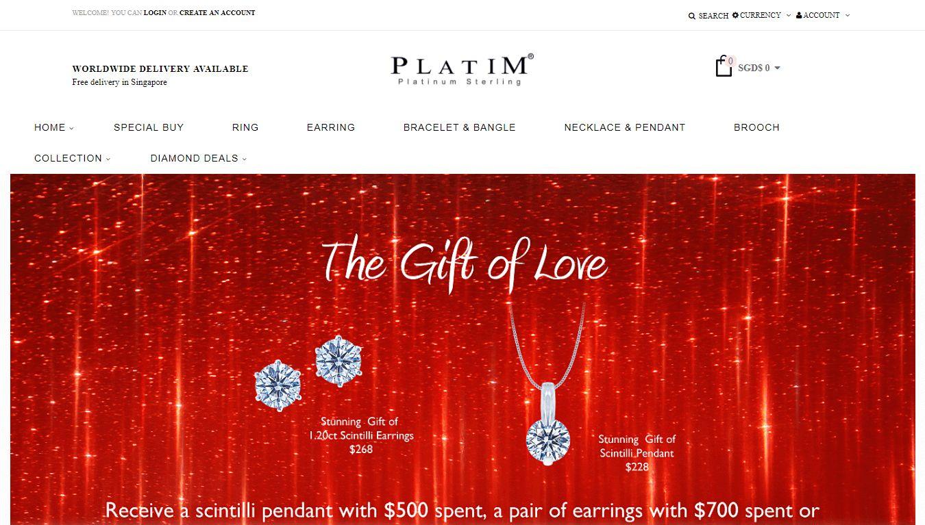 Platim Jewelry