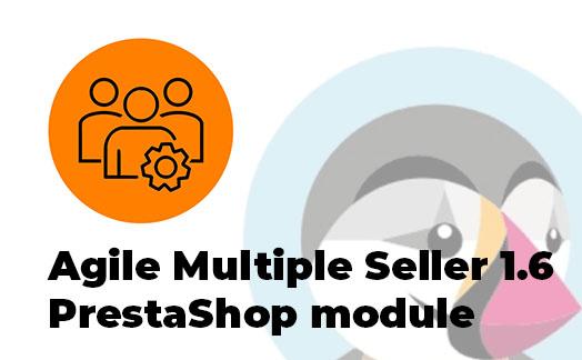 Agile Multiple Seller PrestaShop